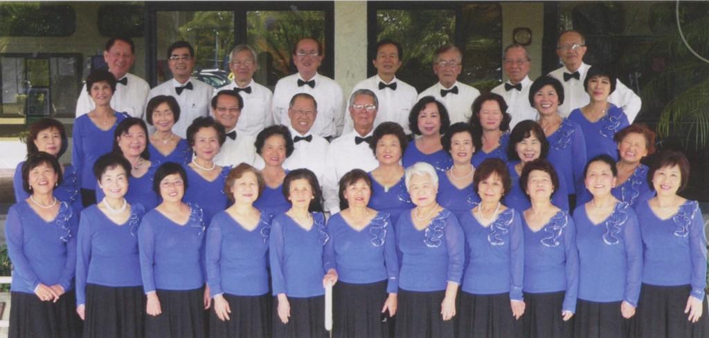 10. Laguna Woods Village Taiwanese Chorale, Laguna Woods, CA 春風合唱團 /2014/11