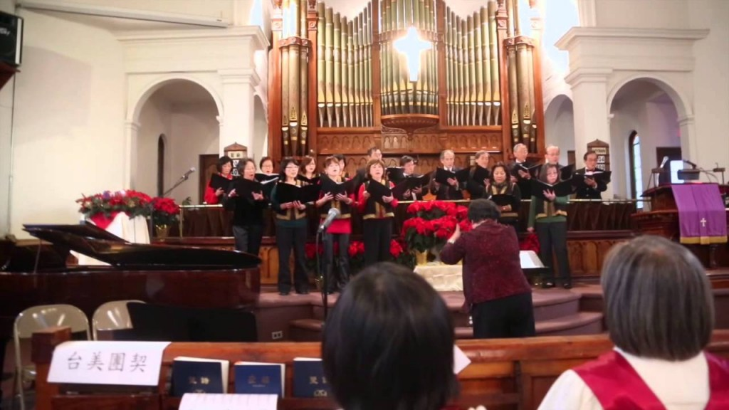 14. New York Formosa Chorus 紐約福爾摩沙合唱團/2014/12