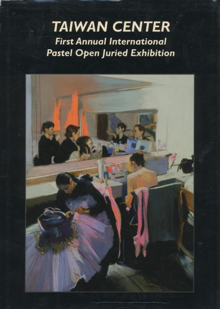 156.TAIWAN CENTER Pastel Exhibition 2005/New York Taiwan Center/2005/05/Art/藝術