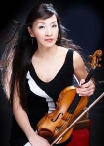 184. Huifang Helen Chen, Violinist / 2015/03